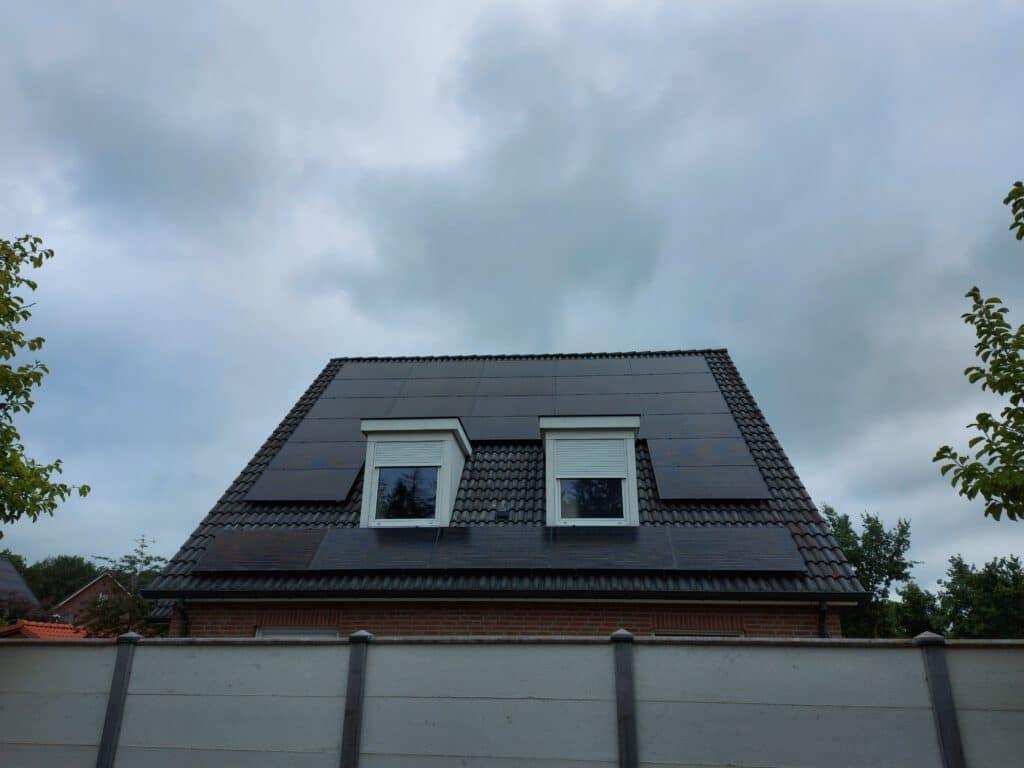 Zonnepaneel installatie door Timmer Duurzaam
